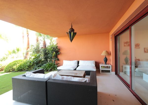 Ground Floor Apartment in Los Flamingos, Costa del Sol