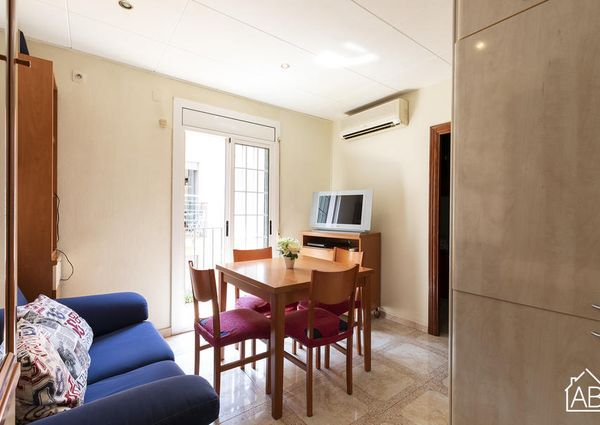 Traditional Apartment for 3 in Barceloneta
