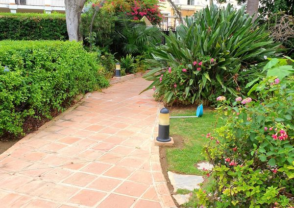 Ground Floor Apartment in Guadalmina Alta, Costa del Sol
