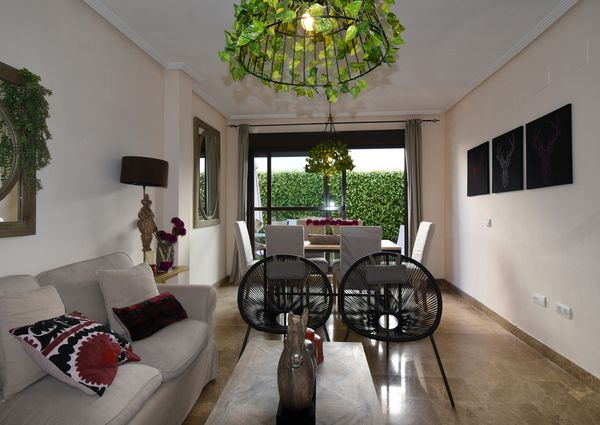 Middle Floor Apartment in Selwo, Costa del Sol
