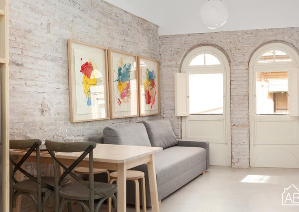 Contemporary and Cosy Apartment in Heart of El Born District