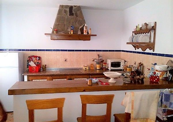 Country Home for rent in Árchez