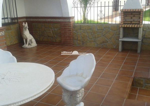 A three bedroom house for rent Nerja