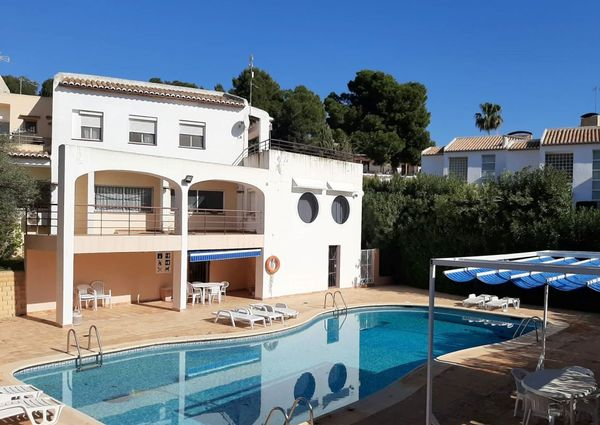 Townhouse for rent in Moraira