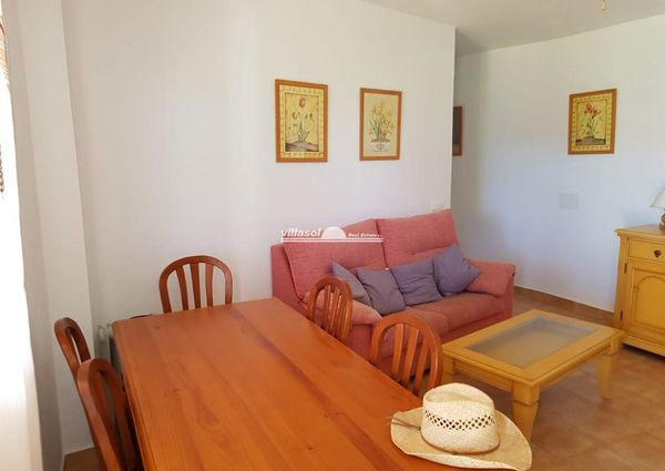 A TWO BEDROOM HOUSE FOR LONG TERM RENT SITUATED ON EL PEÑONCILLO BEACH