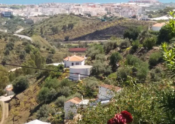 Large Country House For Long Term Rent, Torrox