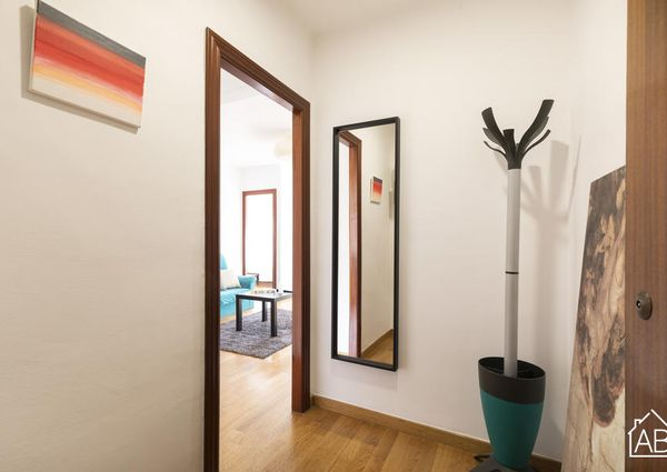 Spacious three bedroom apartment in Sant Joan Despi
