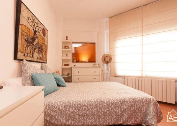 Lovely Apartment for 5 in the Poblenou Neighbourhood
