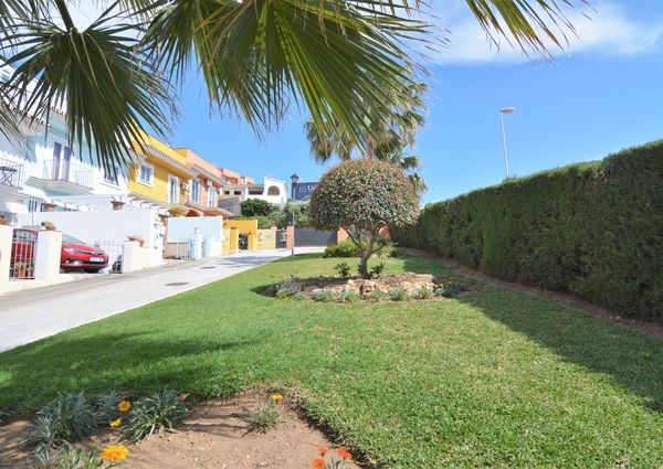 3 Bedrooms Townhouse in Fuengirola