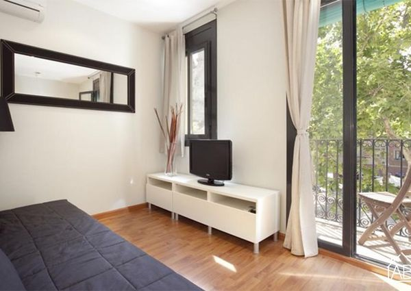 Fabulous apartment in Barceloneta for 6 people