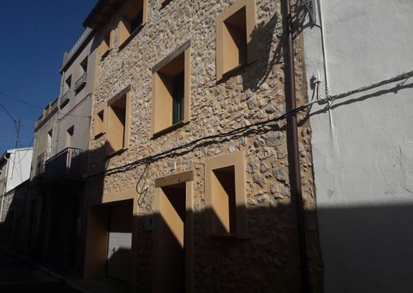 4 Bedroom Townhouse For Long Term Rent In Benigembla
