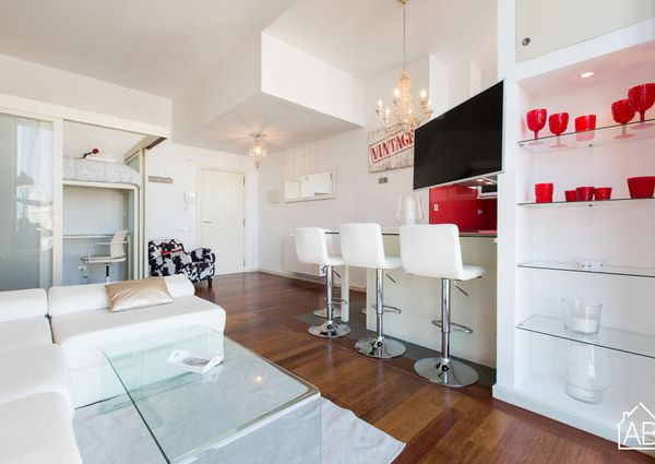 Lovely two-bedroom apartment situated in the Gothic Quarter