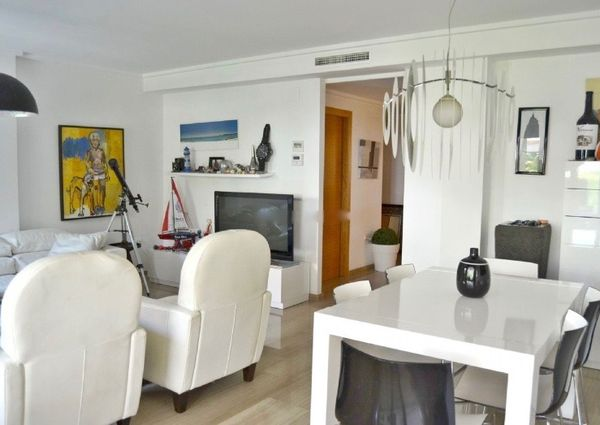 Townhouse Javea Port to let for Winter 2021