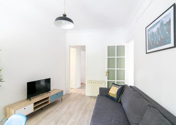3 bedrooms for rent in poble sec