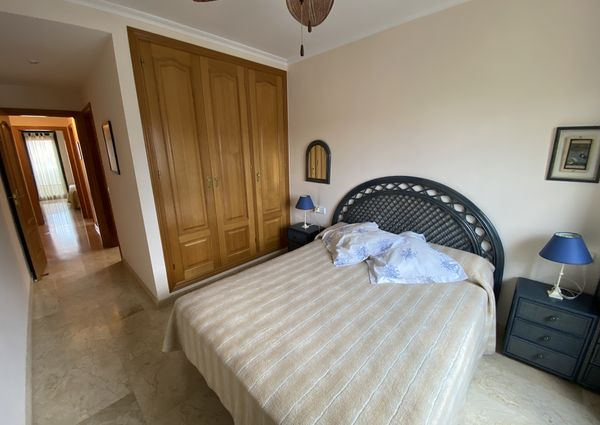Modern apartment to rent for Winter Javea Port