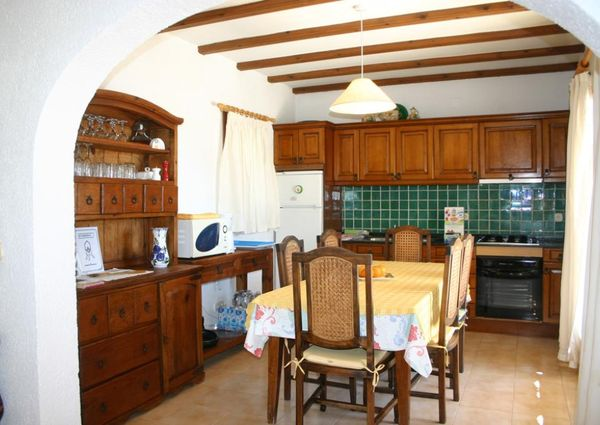 Barry 6 LT Holiday home in Moraira, Costa Blanca, Spain