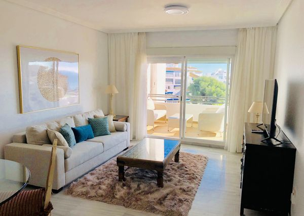 Puerto Banús Middle Floor Apartment
