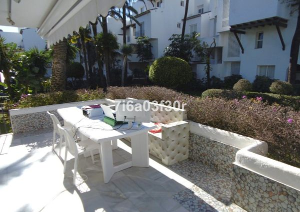 Estepona Ground Floor Apartment