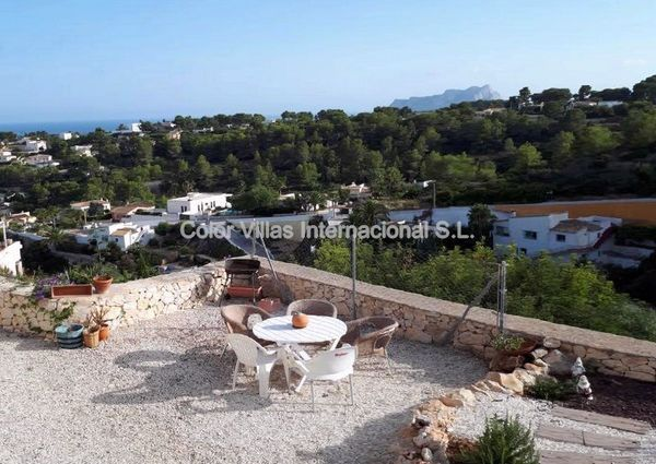 Apartment in Benissa-Costa.. The Vineyard