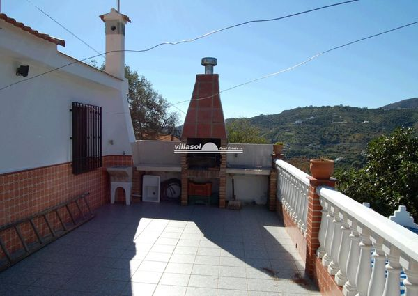 Country Home for rent in Torrox, Málaga, Spain
