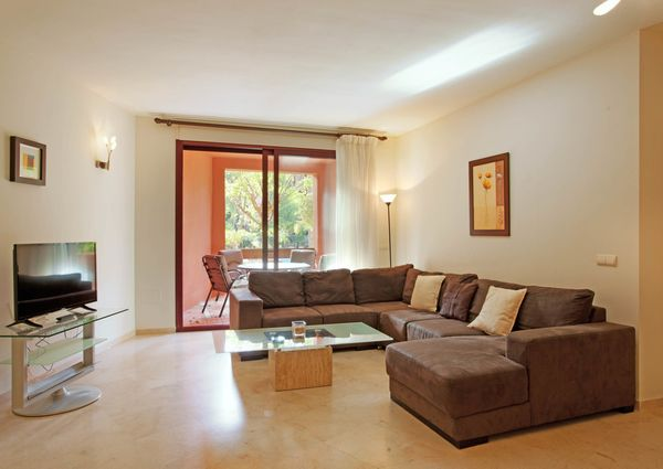 El Rosario Ground Floor Apartment