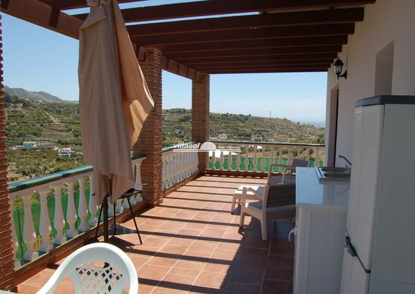 A ONE BEDROOM CORTIJO SITUATED IN THE FRIGILIANA COUNTRYSIDE FOR LONG TERM RENTAL