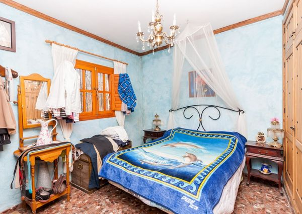 Country House For Long Term Rent In Torrox, 3 Bedrooms