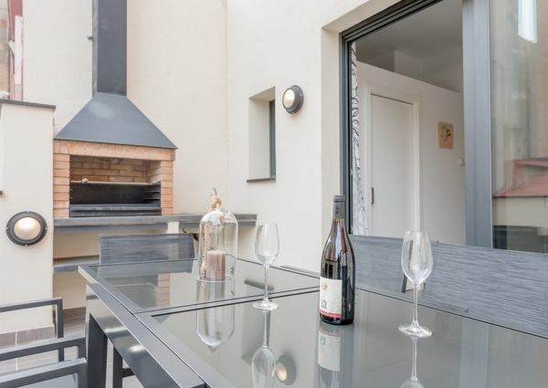 Luxury Penthouse in Les Corts