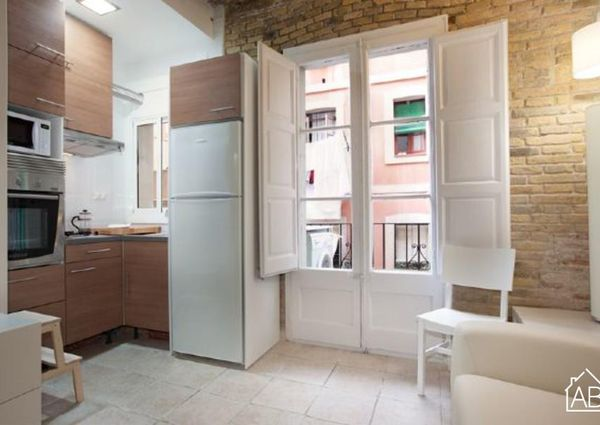 Charming and Bright Apartment just one block from the Marina
