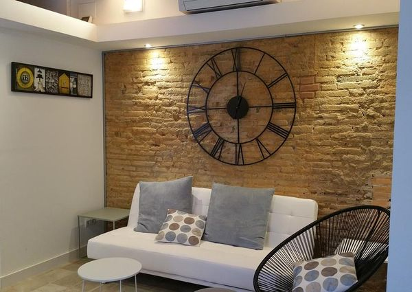 Studio apartment in Barceloneta, perfect for couples