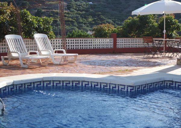 Country Home for rent in Torrox