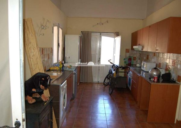 A THREE BEDROOM CORTIJO FOR RENT SITUATED IN FRIGILIANA