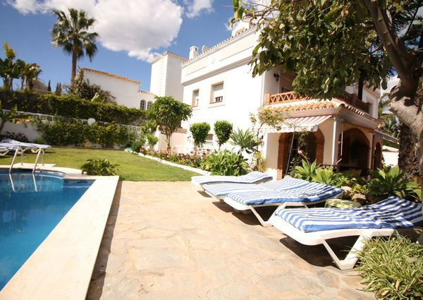 Detached Villa in San Pedro de Alcántara, Costa del Sol