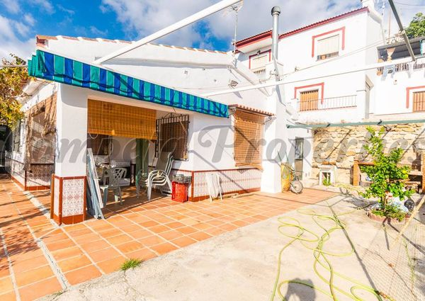 Country Property in Canillas De Aceituno, Inland Andalucia in the mountains