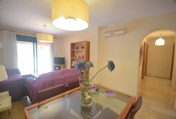 Javea port apartment to let for winter.