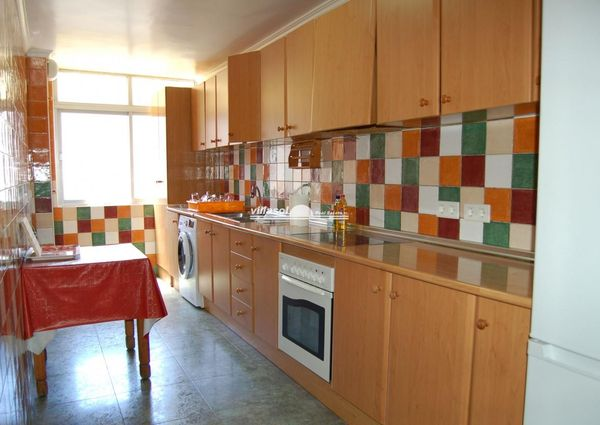 APARTMENT FOR LONG TERM RENTAL SITUATED IN NERJA