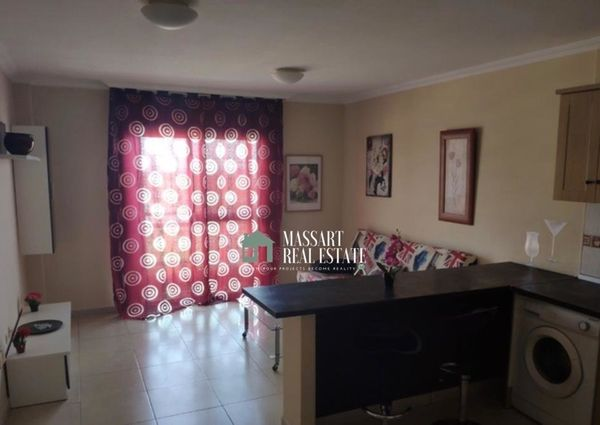 For rent in Las Chafiras, in an area with direct access to the highway, functional apartment of 60 m2 ... available now!