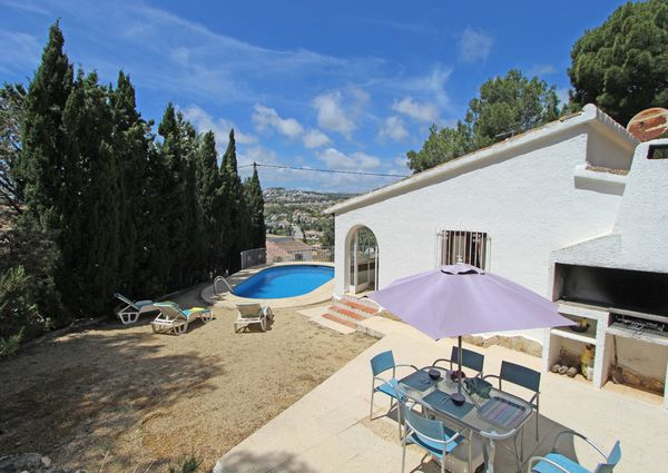 Tegel LT Holiday home in Moraira, Costa Blanca, Spain